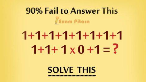 logical mathematics puzzle