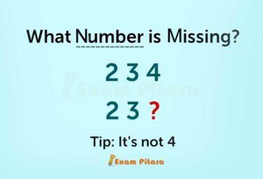 Maths Logical Puzzle