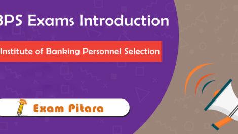 IBPS Exam 2020 Result Admit Card Answer Key Syllabus