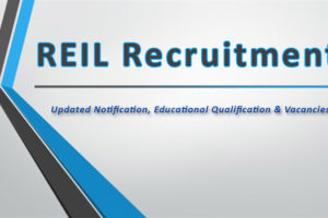 REIL EXAM- Last Date Answer Key Info for Eligibility, Syllabus, Pattern