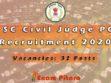 CGPSC Civil Judge PCS J Recruitment