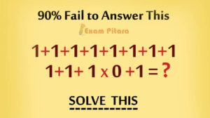 logical mathematics puzzle