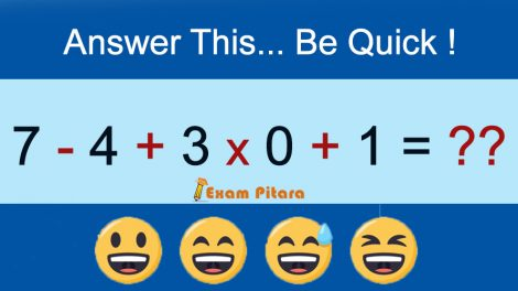 Math Logical Reasoning Puzzle