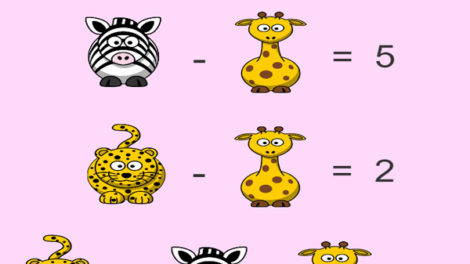 Math Brain Teaser Puzzle