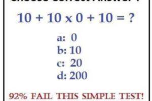 Math Puzzle Bodmas Rule
