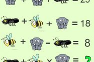 Maths Logical Thinking Puzzle