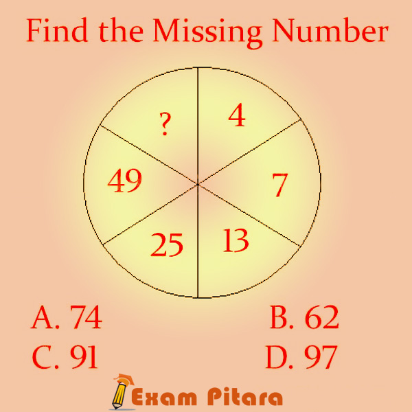 Brain Teaser Math Puzzle