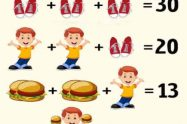 Maths Logical Puzzle
