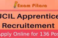 UCIL India Recruitment 2020