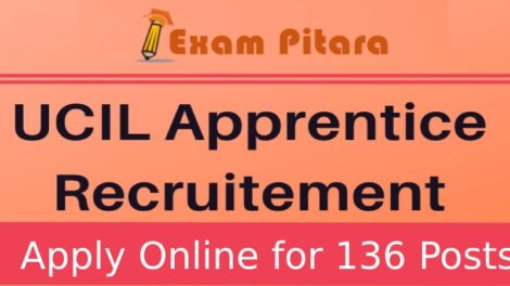 UCIL India Recruitment 2020