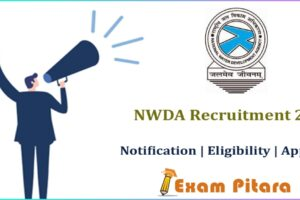 NWDA Recruitment 2020