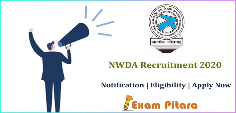 NWDA Recruitment 2020